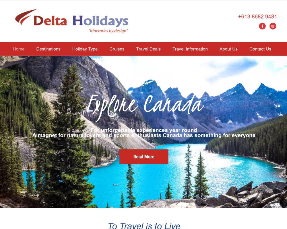 Delta Holidays