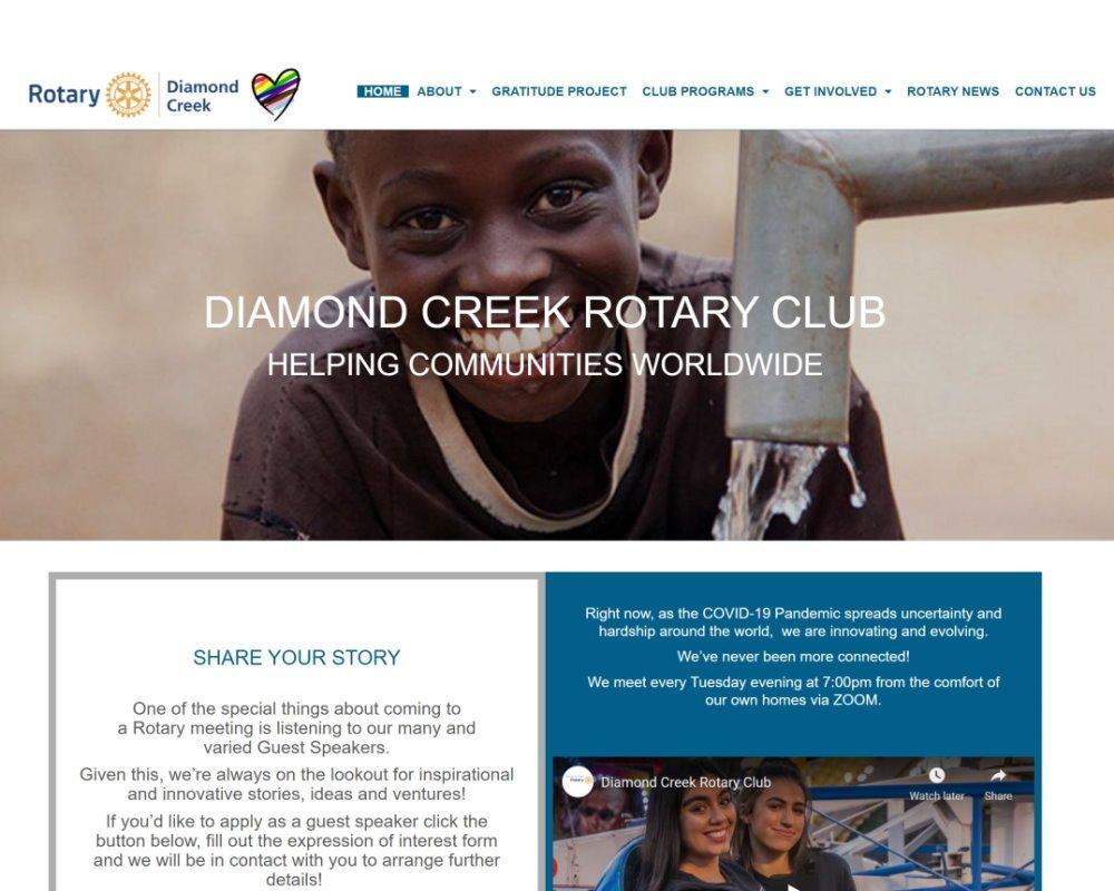 Diamond Creek Rotary Club