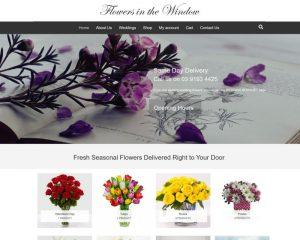 Flowers in the Window florist Brunswick