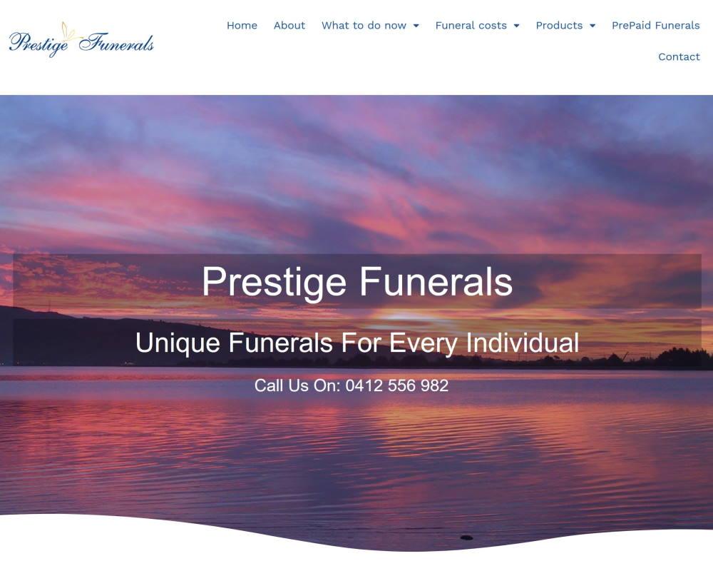Prestige Funerals