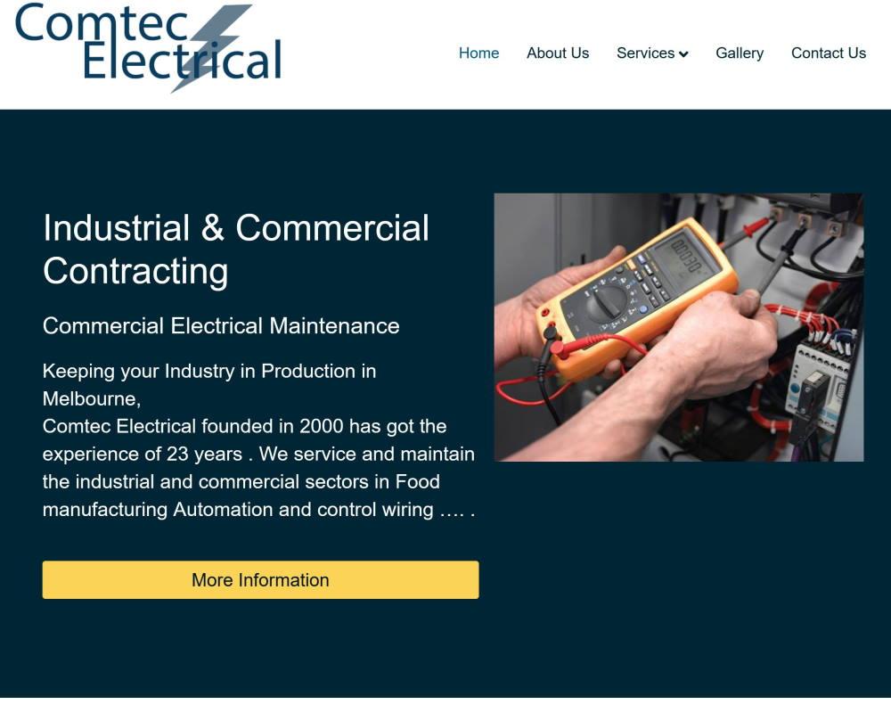 comtec electrical