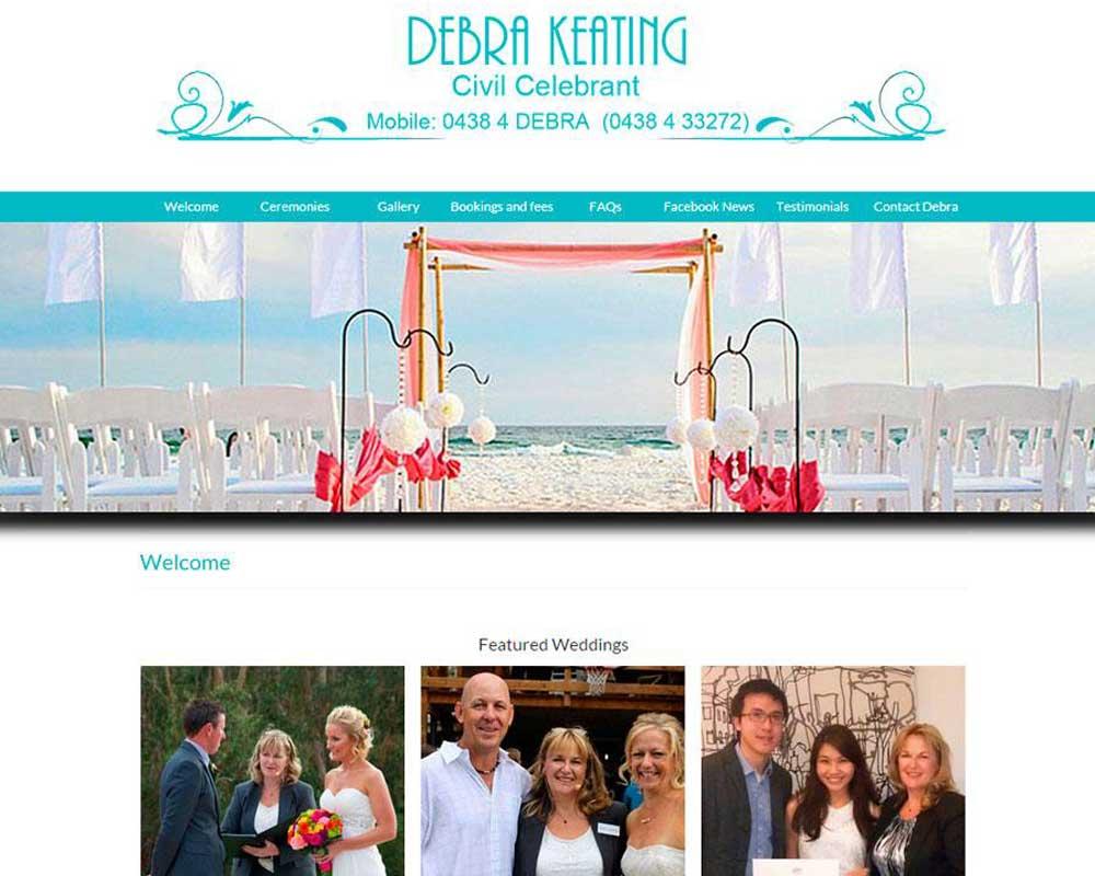debra-keating-celebrant-by-aaa-web-design