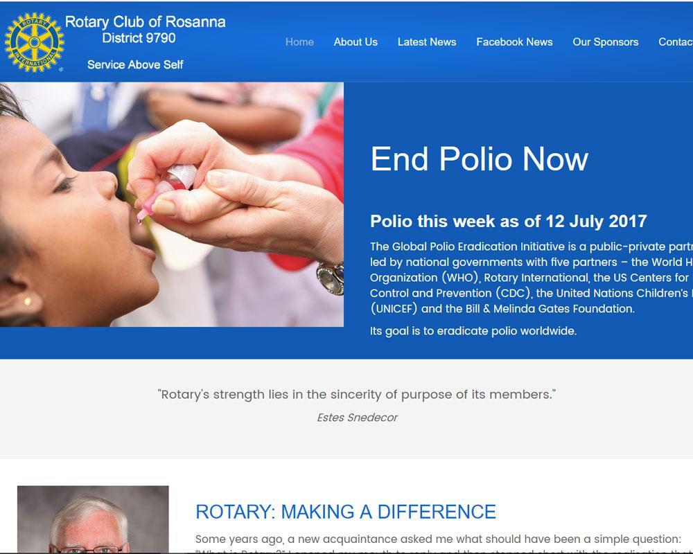rosanna rotary club